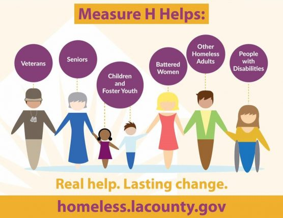 homeless - Measure H