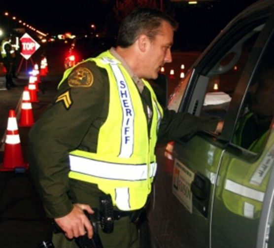 LASD DUI checkpoint for marijuana, alcohol and other drugs