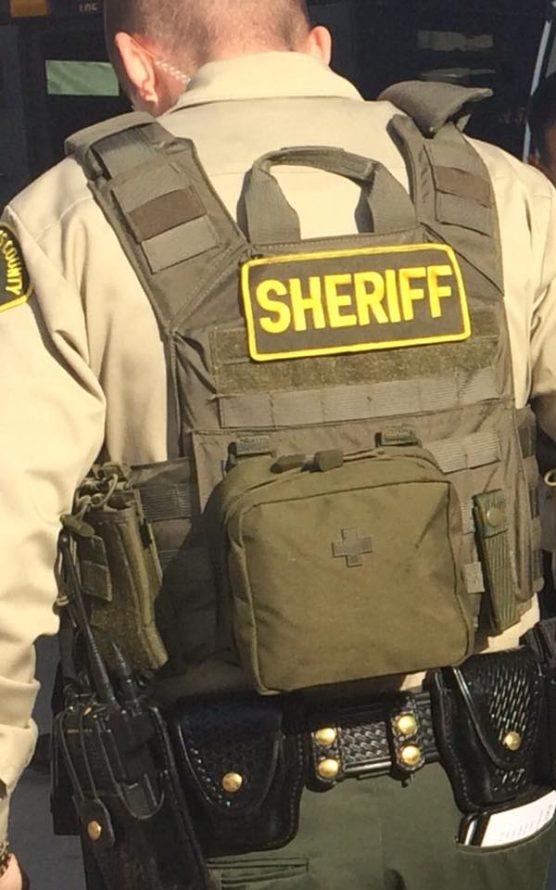 SCV Sheriff's Station deputy