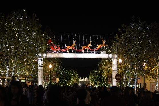 Light Up Old Town Newhall
