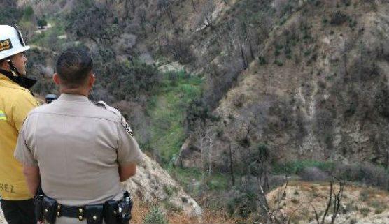 Tujunga Canyon Car Crash