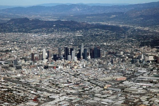Aerial view of Los Angeles and Los Angeles County. | Photo: Mqarshall Astor/Wikimedia Commons. proposed rule