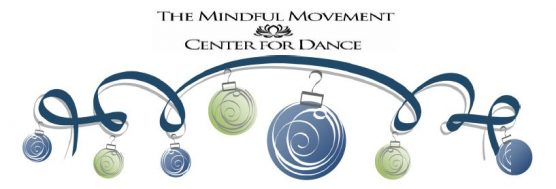 Mindful Movement Center for Dance logo