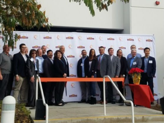 Pharmavite ribbon-cutting