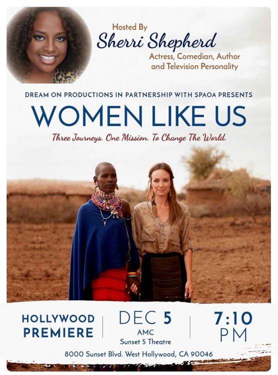 Woem Like Us Hollywood Premiere Dec. 5, 2017