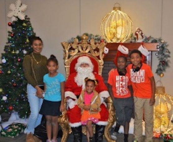 County Holiday Event