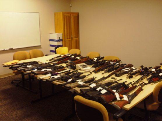 Firearms 1