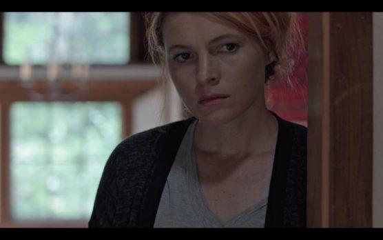 """Amy Seimetz in """"Retreat"""" by Gary Mairs"""