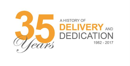 CDC 35 year anniversary