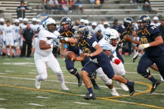 College of the Canyons football
