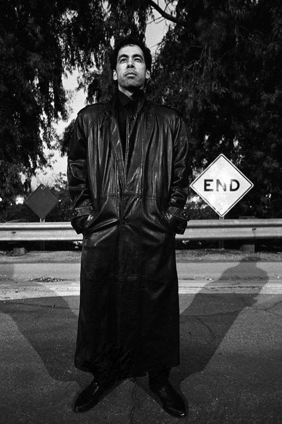 Actor Humberto Sandoval.   Photo: Harry Gamboa Jr.