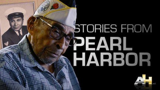 Pearl Harbor survivor Raymond Chavez