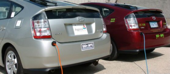 Plug-in hybrid vehicles - clean cars