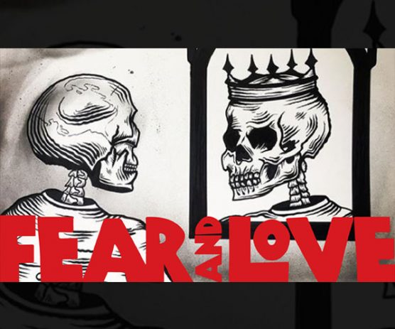 Sept Fear and Love exhibit and The MAIN