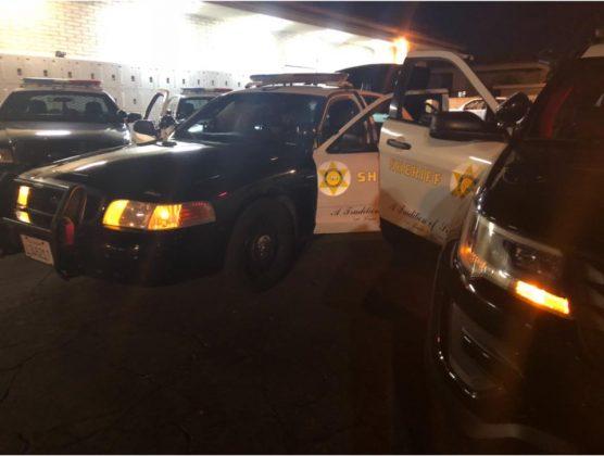 SCV Sheriff's Station night booking