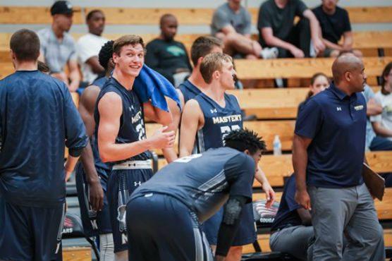 Brock Gardner, TMU basketball