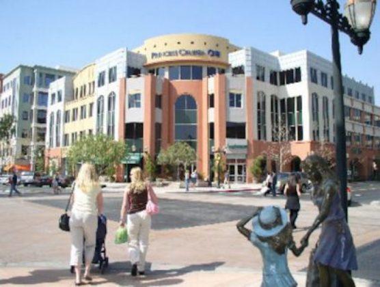 Princess Cruises world headquarters in Valencia, California