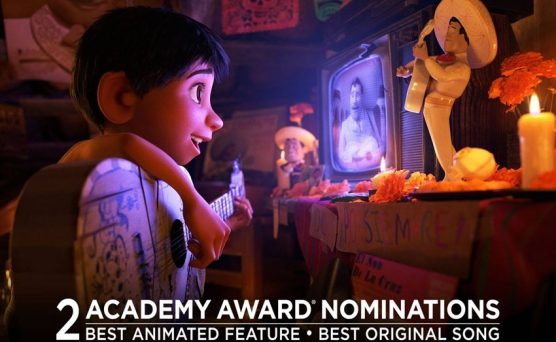 CalArts alum's 'Coco' nominated for 2 Oscars