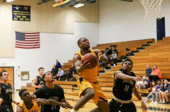 COC basketball Holiday Classic Ohlone
