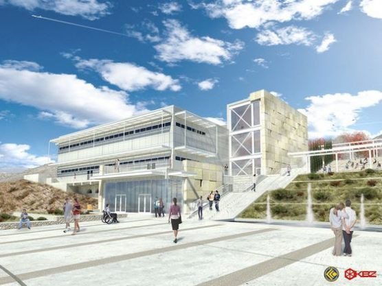 College of the Canyons Science Center rendering