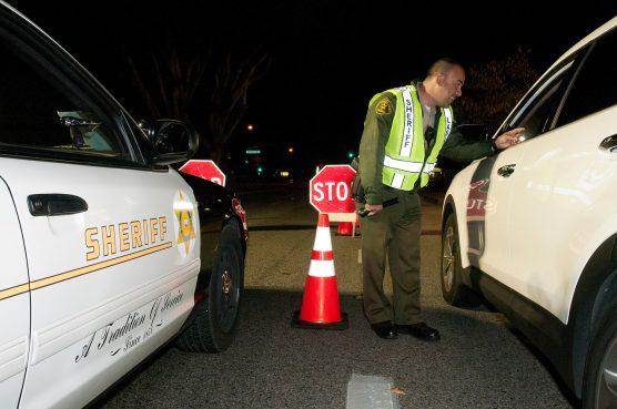 LASD DUI checkpoint