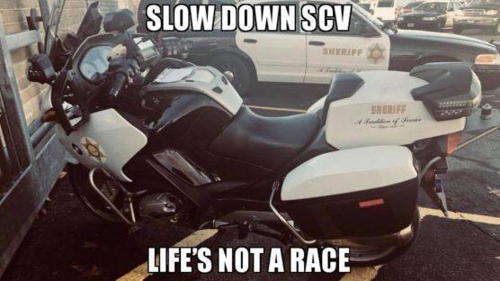 SCV Sheriff's Station motor units