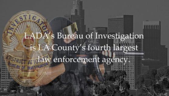 L.A. District Attorney Bureau of Investigation