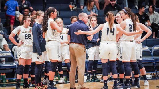 Master's women's basketball team beats St. Katherine