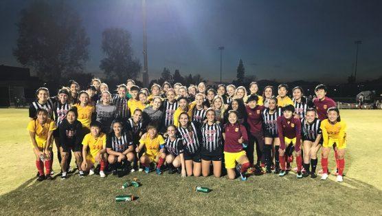 CSUN Soccer/Team China