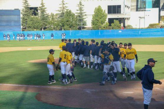 COC baseball Cerritos College 02-14-18