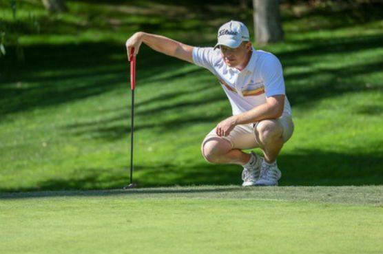 COC men's golf