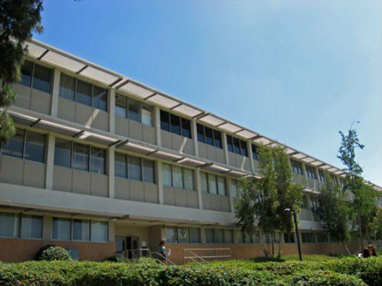 Sierra Hall at CSUN