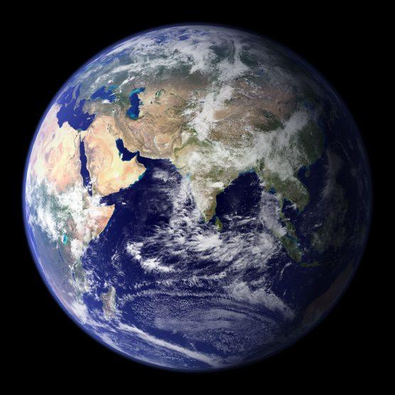 Earth photo: NASA