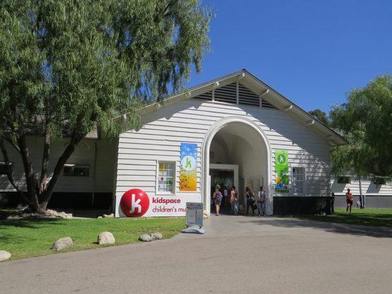 Kidspace Children's Museum in Pasadena