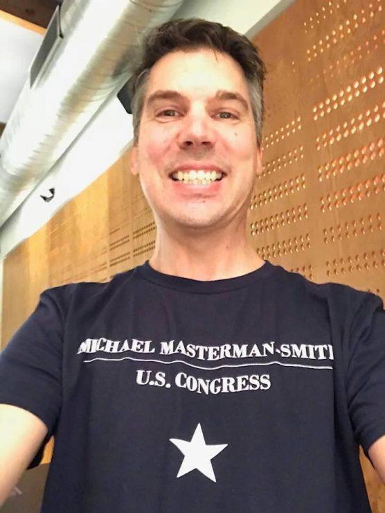 Michael Masterman-Smith