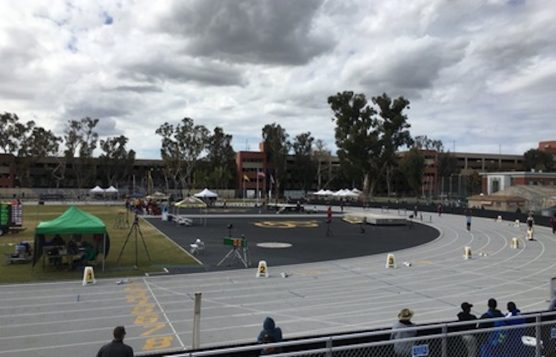 Jack Rose Track CSULB Field