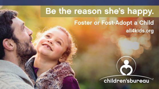 Foster/Foster-Adopt a Child