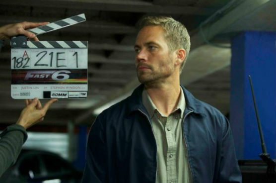 "Paul Walker, from ""Fast & Furious 6"""