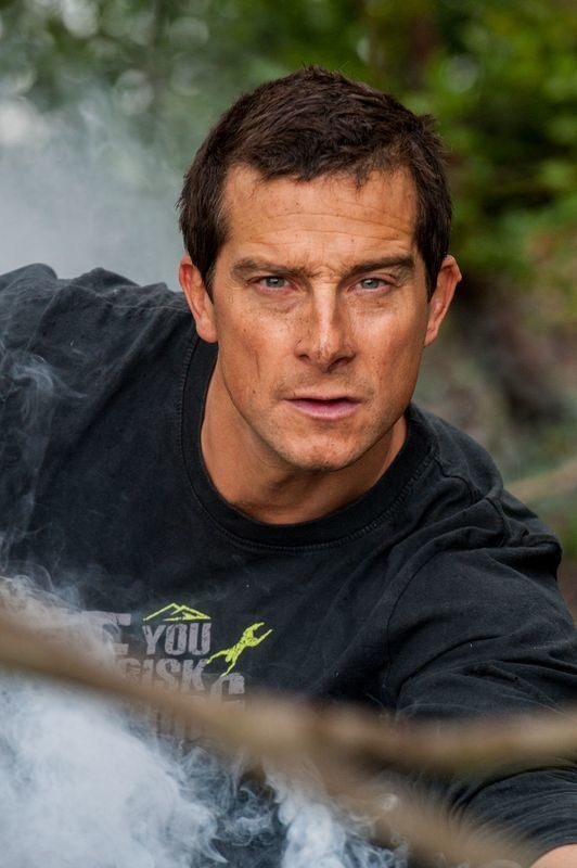 Mental and physical agility, resourcefulness and a never-say-die spirit are just a few of the survival traits needed for participants to succeed in the inaugural Bear Grylls Survival Challenge April 28 and 29 at the Blue Cloud Movie Ranch in Santa Clarita. (PRNewsfoto/Bear Grylls Survival Challenge)