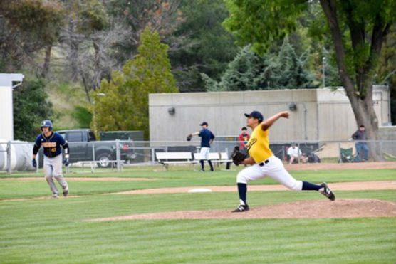 COC baseball at Barstow