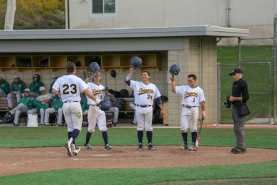 College of the Canyons baseball