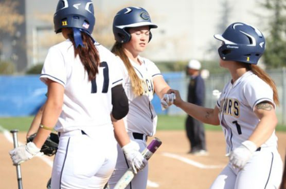 College of the Canyons softball team