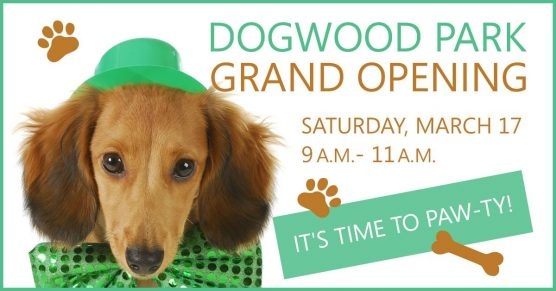 Dogwood Park grand opening 03-17-18