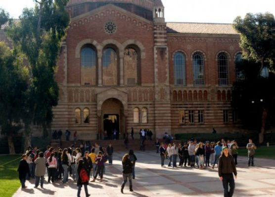 UCLA's Powell Hall