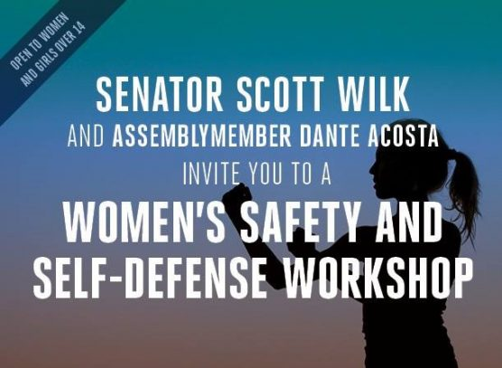 women's safety and self-defense workshop