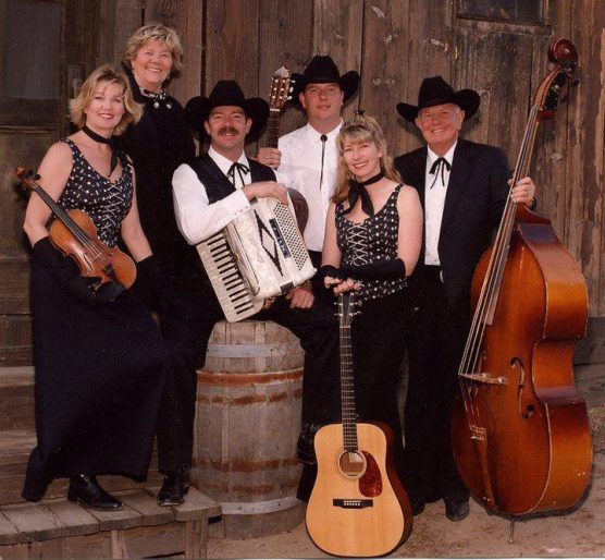 The Messick Family, performers at the 25th annual Santa Clarita Cowboy Festival April 21-22, 2018.