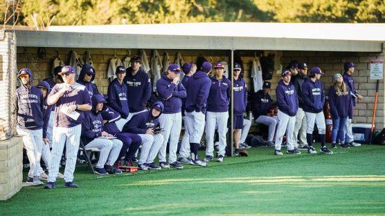 The Master's University baseball team