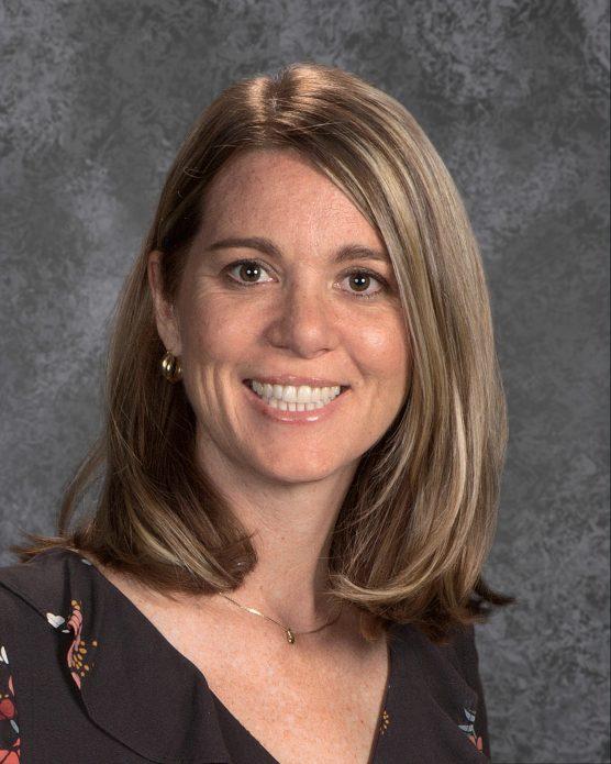 Allison West, Castaic Elementary School principal