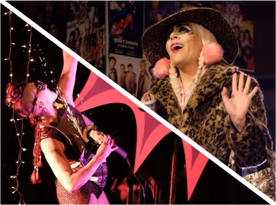 CalArts end of the year Burlesque Show and Drag Ball.   Photo: Daniel Loyola.