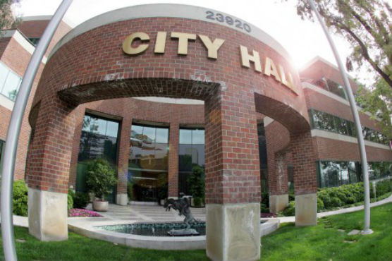 Santa Clarita City Hall - renaming city hall